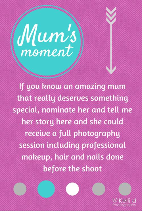 Mum's-moment